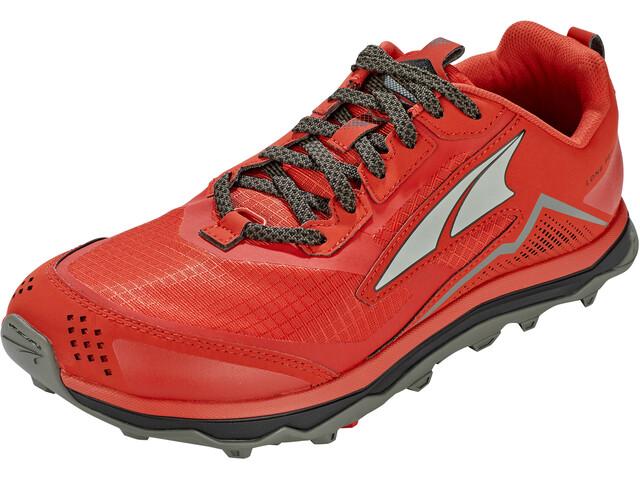 Altra Lone Peak 5 Running Shoes Men, rojo
